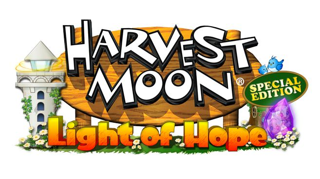 Harvest Moon Light of Hope Special Edition Principal