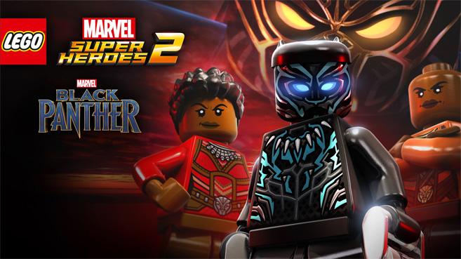 LEGO Marvel Super Heroes 2 Black Panther