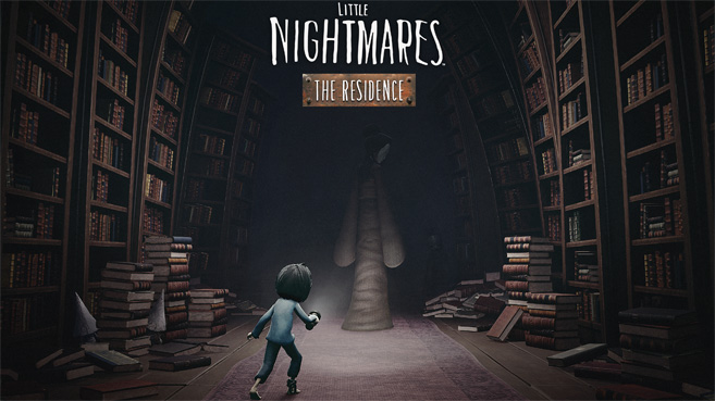 Little Nightmares La Residencia