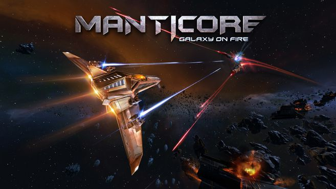 Manticore - Galaxy on fire Principal