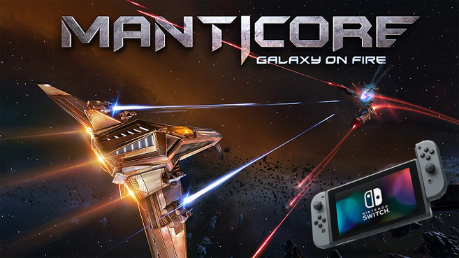 Manticore Galaxy on Fire Switch
