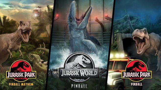 El Pinball De Jurassic World Llega Hoy A Pinball Fx3 Noticias