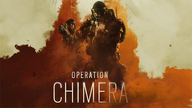 Rainbow Six Siege Operation Chimera