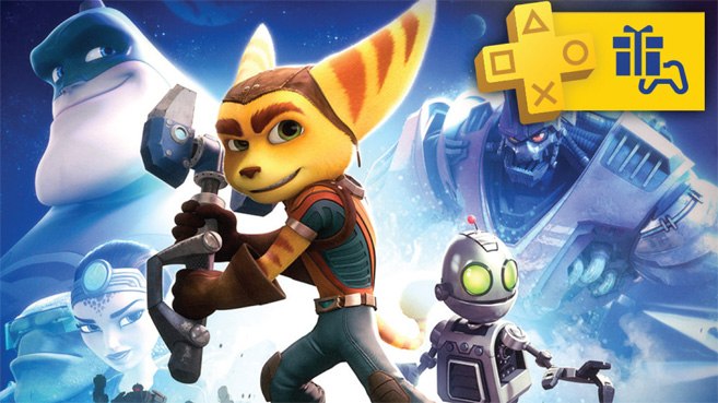 Ratchet & Clank PS Plus