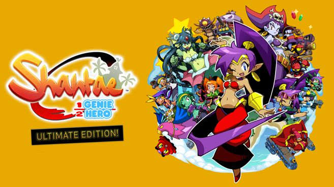 Shantae Half-Genie Hero - Ultimate Edition Principal
