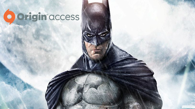 Batman Origin Access