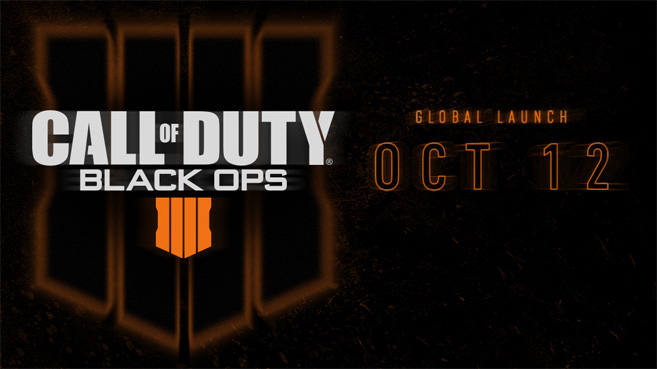 Call of Duty Black Ops 4 fecha
