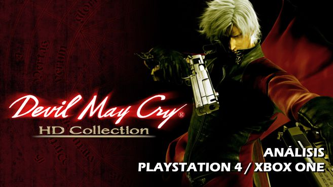 Cartel Devil May Cry HD Collection