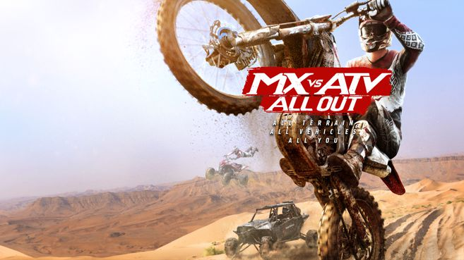 MX vs ATV All Out Principal