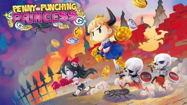 Penny-Punching Princess Principal