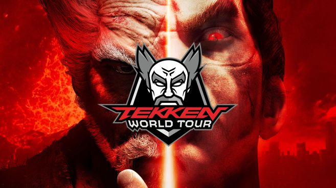 Tekken World Tour Principal