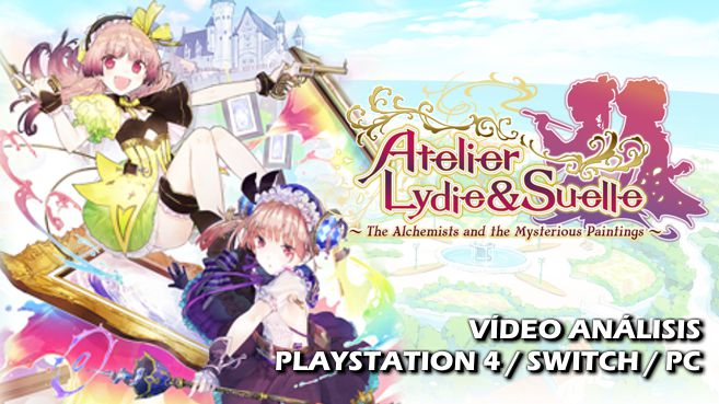 Cartel Atelier Lydie & Suelle The Alchemists and the Mysterious Paintings