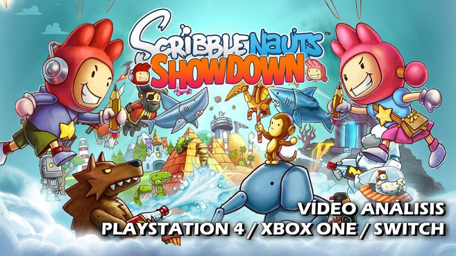 Cartel Scribblenauts Showdown