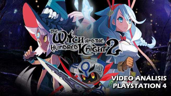 Cartel The Witch and the Hundred Knight 2