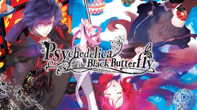 Psychedelica of the Black Butterfly Principal