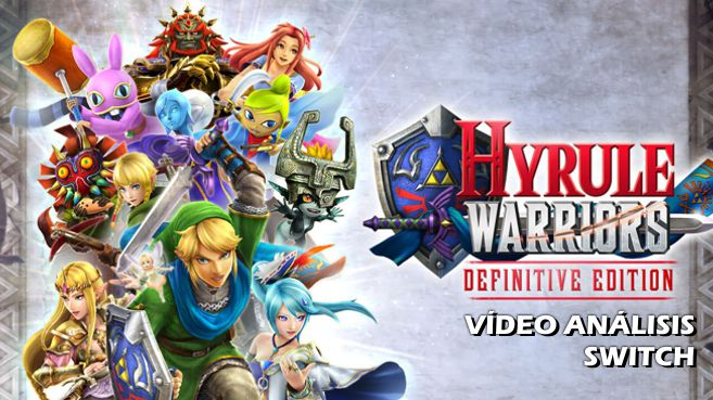 Cartel Hyrule Warriors Definitive Edition
