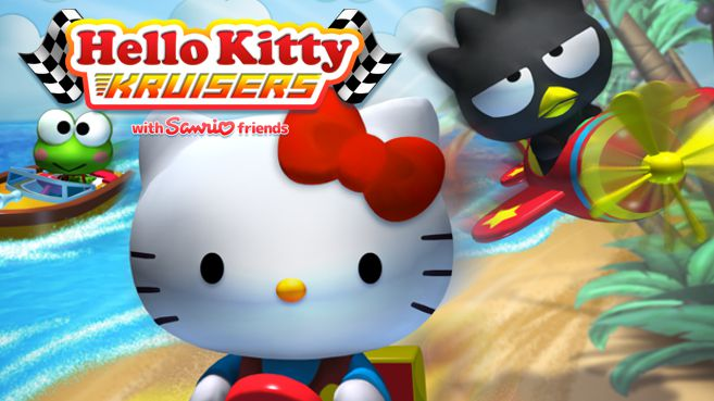Hello Kitty Kruisers Principal