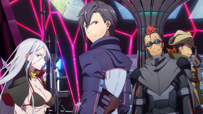 Sword Art Online Fatal Bullet Ambush of the Imposters Principal
