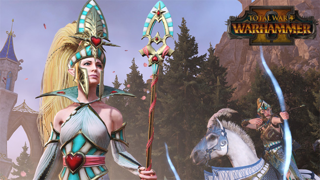 Total War Warhammer II The Queen and The Crone