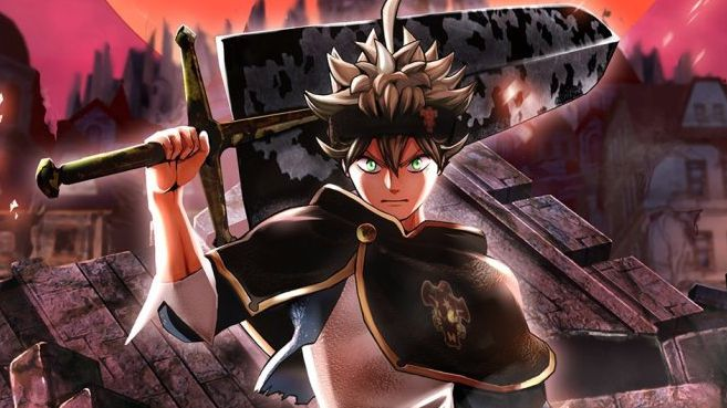 Black Clover Quartet Knights Principal