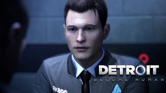 Detroit: Become Human (El Interrogatorio)