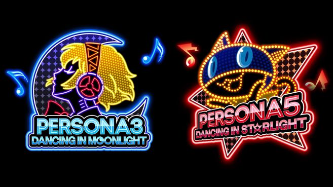 Persona 3 Dancing in Moonlight y Persona 5 Dancing in Starlight Principal