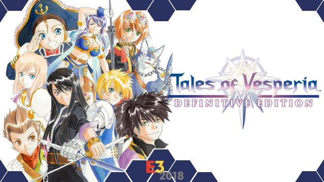 Tales of Vesperia Definitive Edition E3 Principal