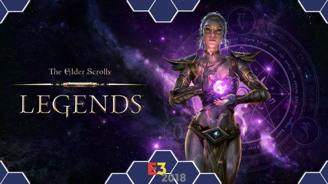 The Elder Scrolls Legends E3 Principal