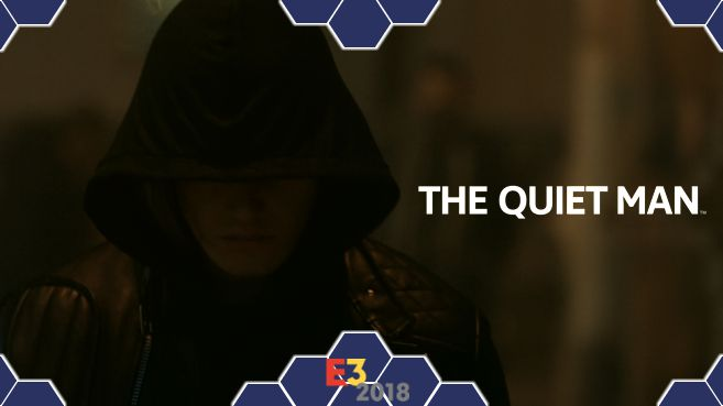 The Quiet Man E3 Principal