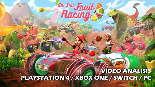 Cartel All-Star Fruit Racing