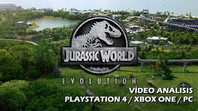 Cartel Jurassic World Evolution