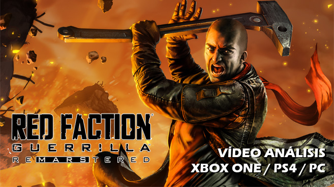 Cartel Red Faction: Guerrilla Re-Mars-tered