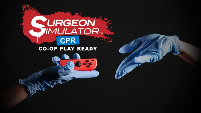 Surgeon Simulator CPR Principal