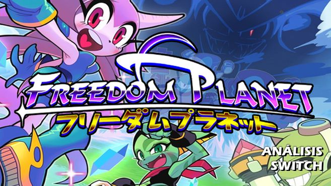 Cartel Freedom Planet