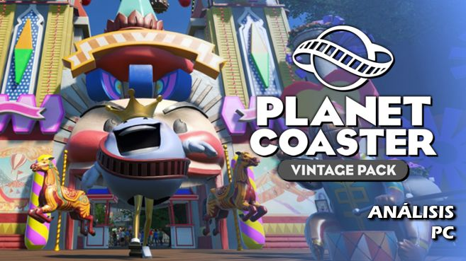 Cartel Planet Coaster Vintage Pack