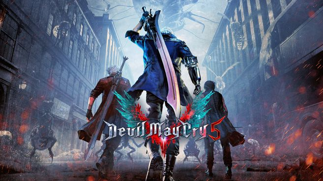 Devil May Cry 5 Principal