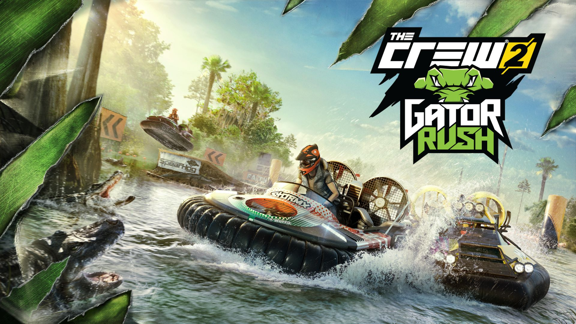 The Crew 2 Gator Rush Principal