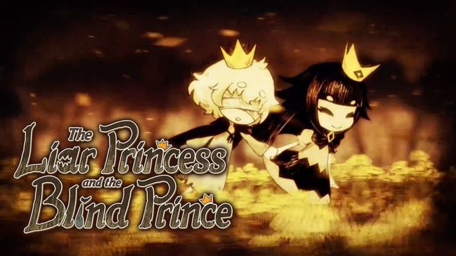 The Liar Princess and the Blind Prince Principal