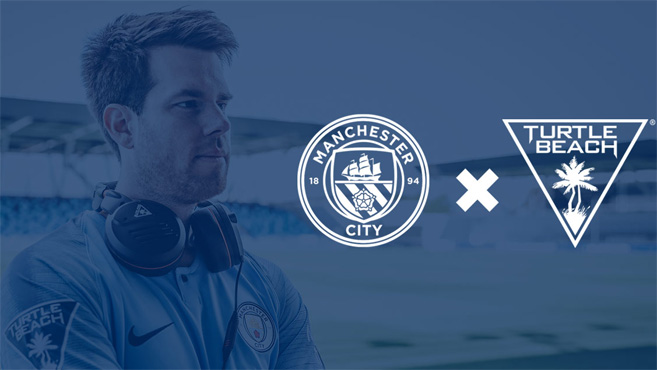 Turtle Beach eSports Manchester City 2
