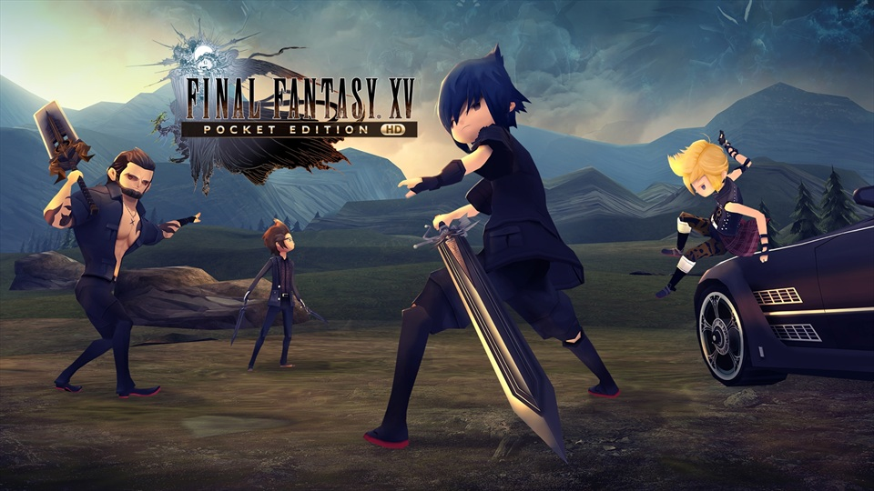 Final Fantasy XV Pocket Edition HD Principal