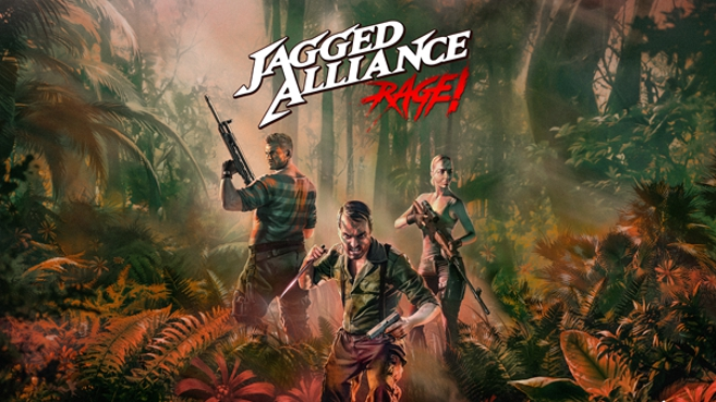 Jagged Alliance Rage Principal