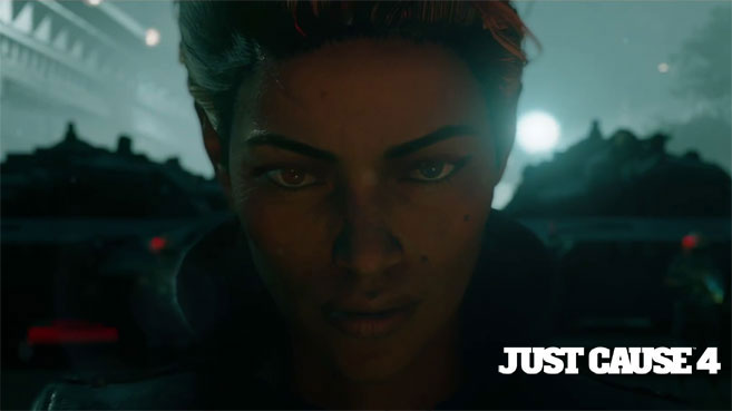 Just Cause 4 Gabriela Morales