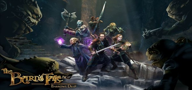 The Bard´s Tale IV - Barrows Deep Principal