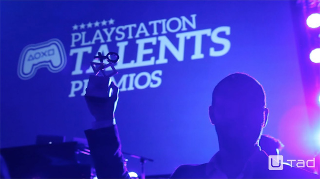 U-tad Premios PlayStation