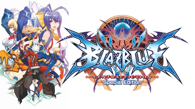 Blazblue Central Fiction Special Edition Principal