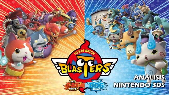 Cartel Yo-Kai Watch Blasters