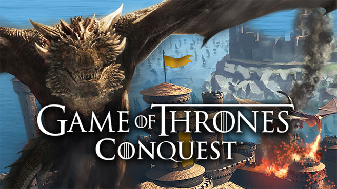 Game Of Thrones Conquest - dragones