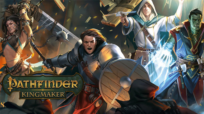 Pathfinder Kingmaker interior