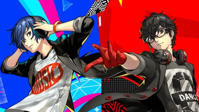 Persona 3 Dancing in Moonlight y Persona 5 Dancing in Starlight