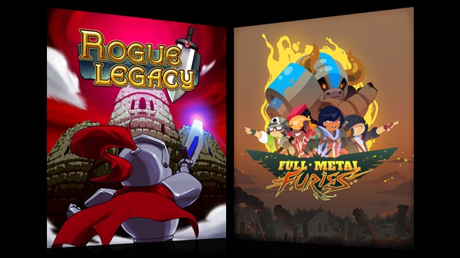 Rogue Legacy - Full Metal Furies Principal